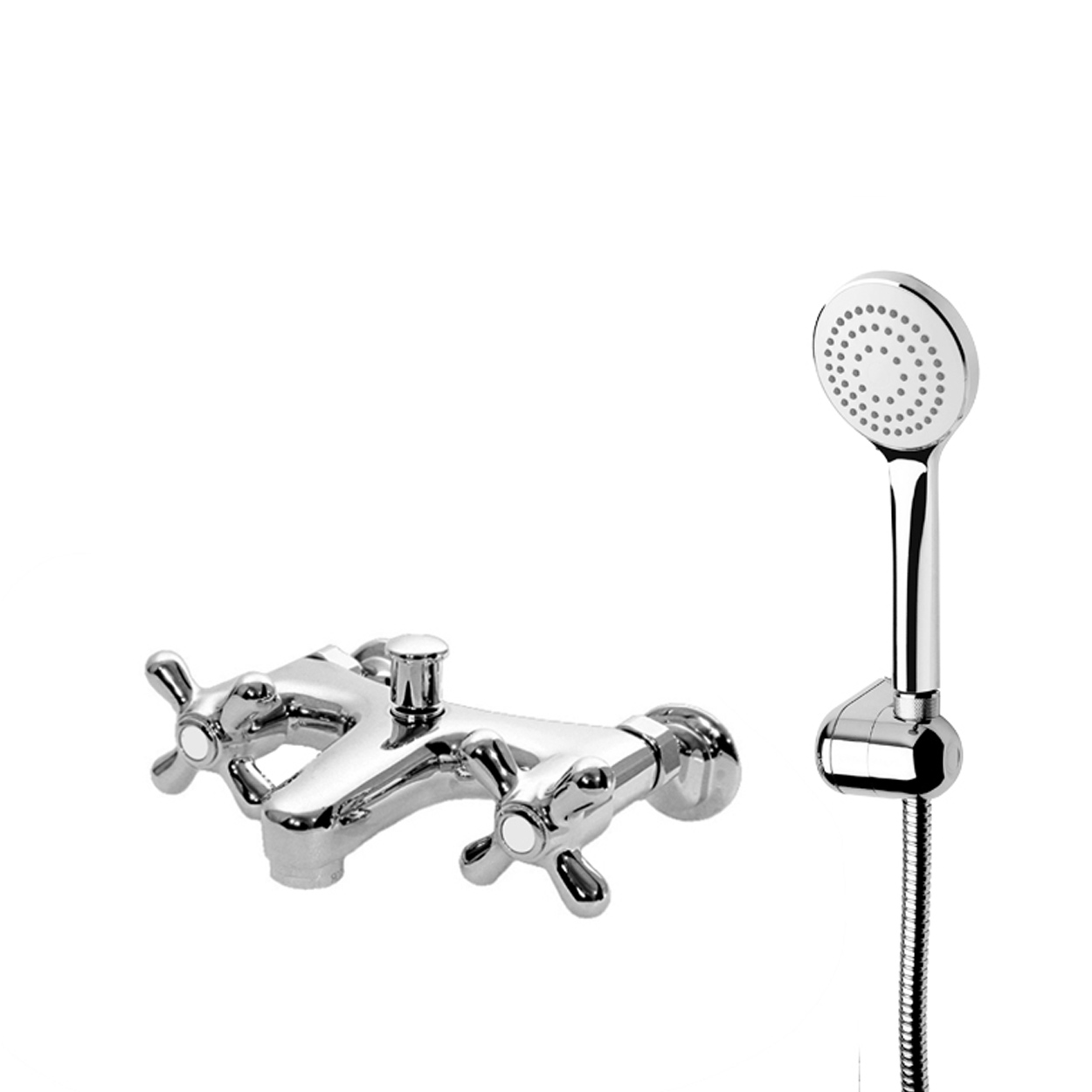 Foreno 20mm Exposed Diverter Bath Mixer ...
