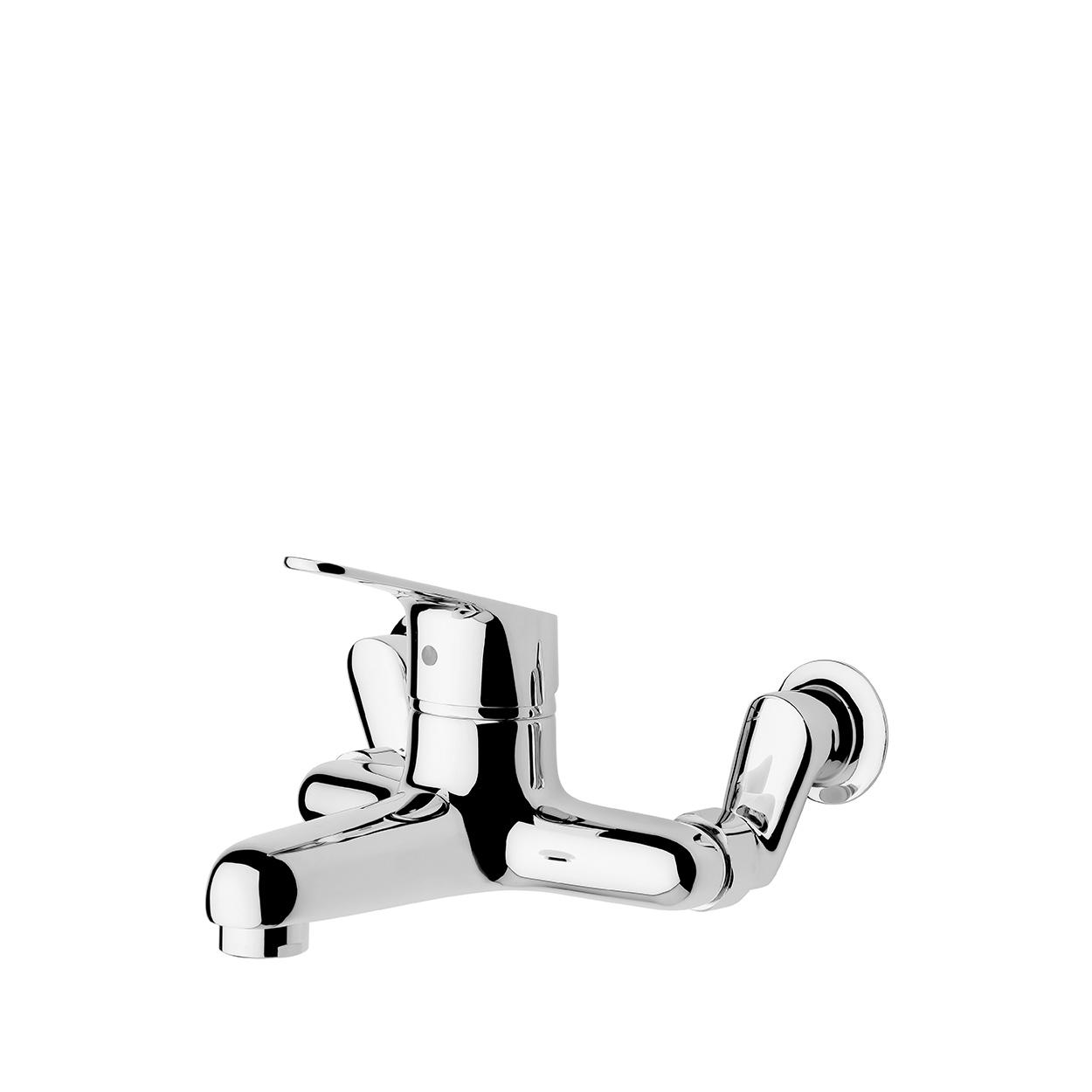 Foreno 15mm Exposed Bath Mixer
