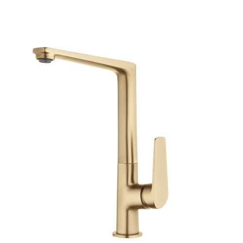FORENO NORTH Sink Mixer | Brushed Brass (NRT11BB)