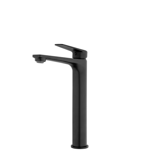 FORENO NORTH High Rise Basin Mixer | Matte Black (NRT22BK)