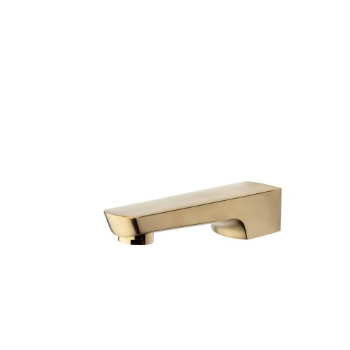 FORENO NORTH Bath Spout | Brushed Brass (NRT91BB)