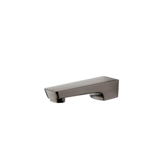 FORENO NORTH Bath Spout | Brushed Gunmetal (NRT91BG)