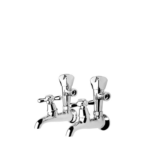 FORENO NEOCLASSIC Laundry Combination Taps (NWM4) (NWM4HT)