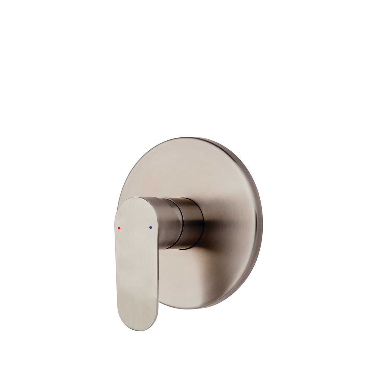 FORENO PURITY Minimal Shower Mixer | Stainless Steel (PUR030)