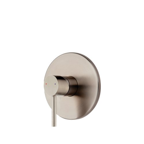 FORENO PURITY Minimal Shower Mixer   Stainless Steel (PUR031)
