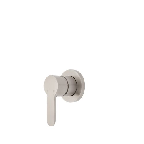 FORENO PURITY Ultra Shower Mixer   Stainless Steel (PUR032)