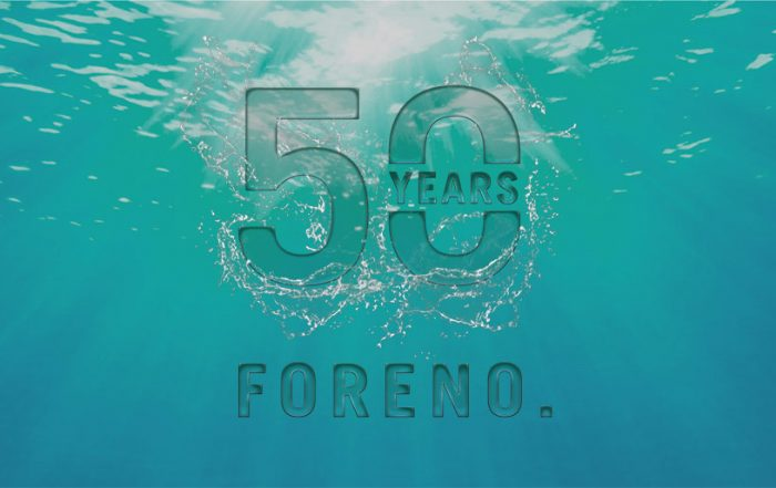 50 years of FORENO.