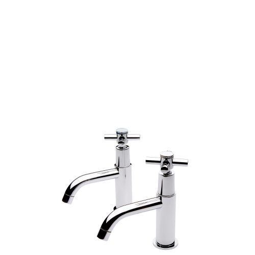 FORENO X-FACTOR Hob Mounted Bath Taps (XFAC9)